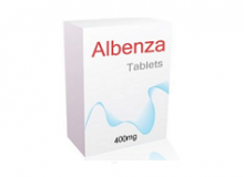 Anthelminthic drug Albenza