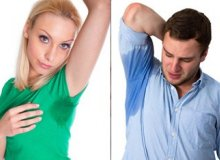 Problem of excessive sweating