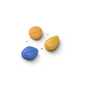 Viagra Cialis Levitra Sample Pack